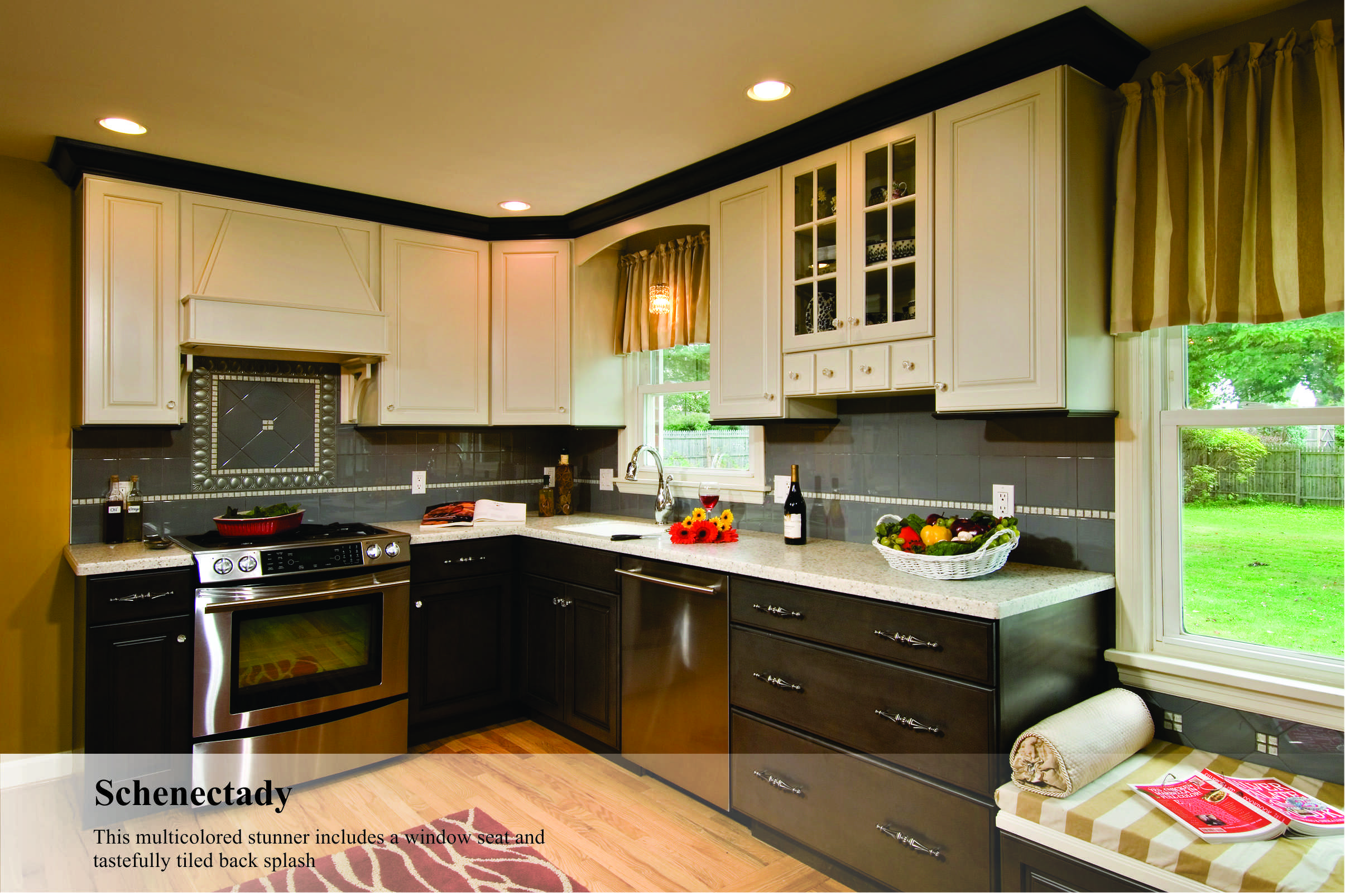 Kitchen and bath world custom kitchen designs albany ny for Kitchen and bath design