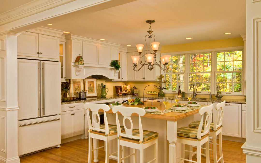 What are the benefits of working with a designer during my kitchen or bath remodel?