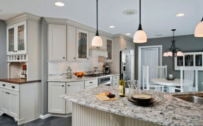 When do I pick finishes to complete my kitchen or bath remodel?